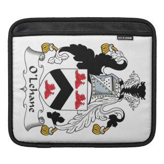 Escudo de la familia de O'Lehane Fundas Para iPads
