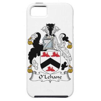 Escudo de la familia de O'Lehane iPhone 5 Cárcasa
