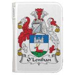 Escudo de la familia de O'Lenihan