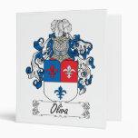 Escudo de la familia de Oliva