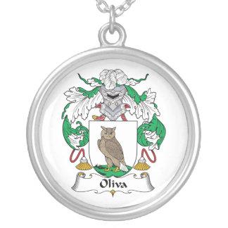 Escudo de la familia de Oliva Grimpolas Personalizadas
