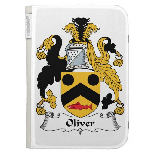 Escudo de la familia de Oliverio