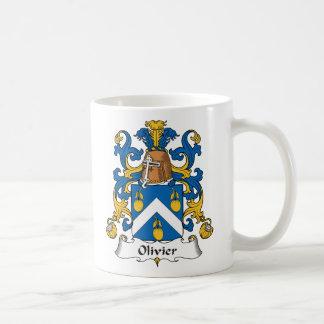 Escudo de la familia de Olivier Taza