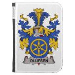 Escudo de la familia de Olufsen
