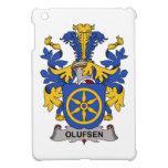 Escudo de la familia de Olufsen iPad Mini Cárcasas