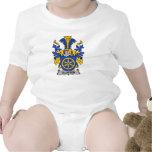 Escudo de la familia de Olufsen Trajes De Bebé