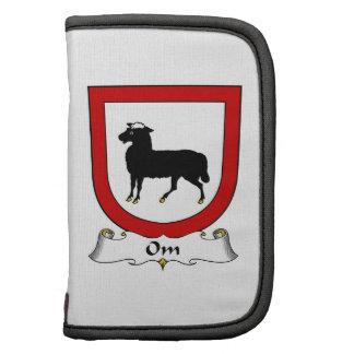 Escudo de la familia de OM Planificadores