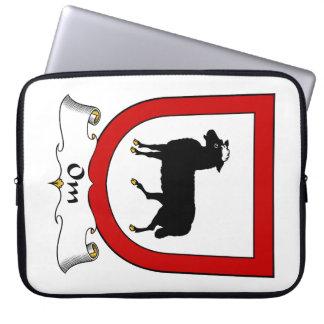 Escudo de la familia de OM Mangas Computadora