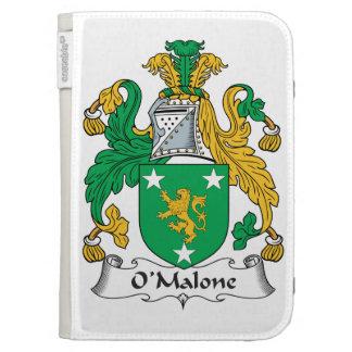 Escudo de la familia de O'Malone