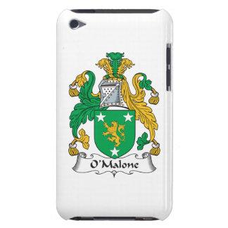 Escudo de la familia de O'Malone iPod Touch Carcasa