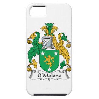 Escudo de la familia de O'Malone iPhone 5 Funda