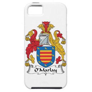 Escudo de la familia de O'Marlay iPhone 5 Case-Mate Coberturas