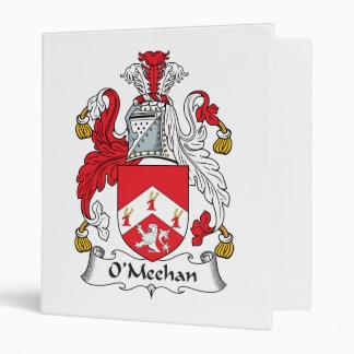 "Escudo de la familia de O'Meehan Carpeta 1"""