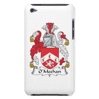 Escudo de la familia de O'Meehan iPod Touch Cobertura