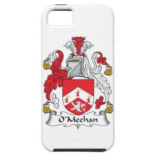 Escudo de la familia de O'Meehan iPhone 5 Carcasa