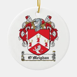 Escudo de la familia de O'Meighan Adornos