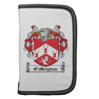Escudo de la familia de O'Meighan Organizador