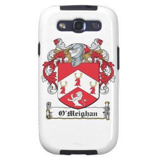 Escudo de la familia de O'Meighan Galaxy S3 Cárcasa