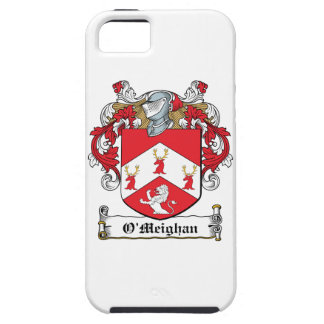 Escudo de la familia de O'Meighan iPhone 5 Cárcasas