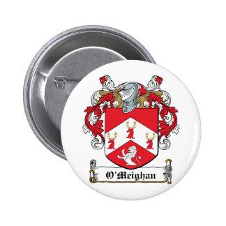 Escudo de la familia de O'Meighan Pins