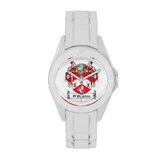 Escudo de la familia de O'Meighan Reloj De Mano