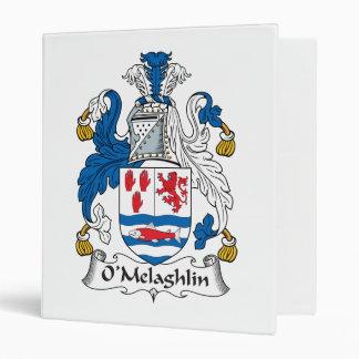 Escudo de la familia de O'Melaghlin