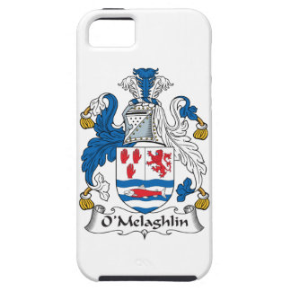 Escudo de la familia de O'Melaghlin iPhone 5 Case-Mate Carcasas