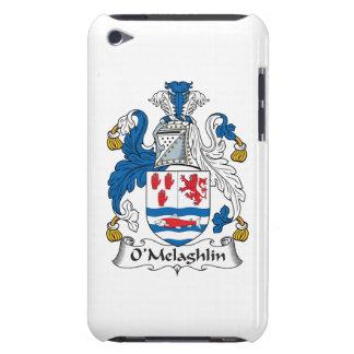 Escudo de la familia de O'Melaghlin iPod Case-Mate Cárcasa