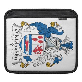 Escudo de la familia de O'Melaghlin Funda Para iPads