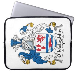 Escudo de la familia de O'Melaghlin Funda Ordendadores