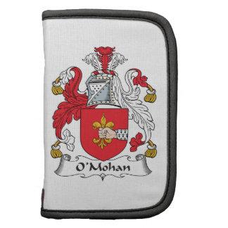 Escudo de la familia de O'Mohan Organizadores