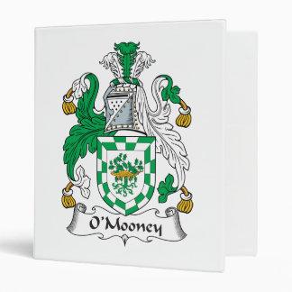 "Escudo de la familia de O'Mooney Carpeta 1"""