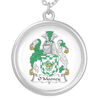 Escudo de la familia de O'Mooney Colgante Redondo