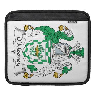 Escudo de la familia de O'Mooney Fundas Para iPads