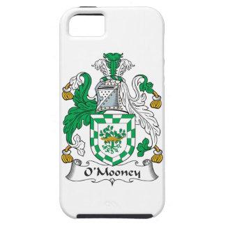 Escudo de la familia de O'Mooney iPhone 5 Carcasa