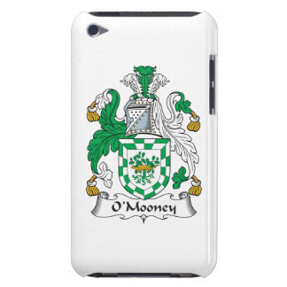 Escudo de la familia de O'Mooney iPod Touch Case-Mate Carcasas