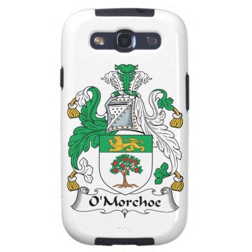 Escudo de la familia de O'Morchoe Galaxy SIII Coberturas