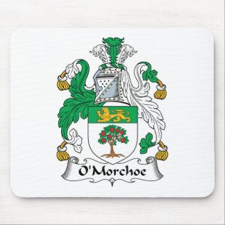 Escudo de la familia de O'Morchoe Tapetes De Raton