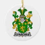 Escudo de la familia de O'More Ornamentos De Reyes Magos