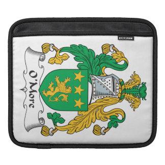 Escudo de la familia de O'More Fundas Para iPads