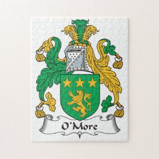 Escudo de la familia de O'More Rompecabezas