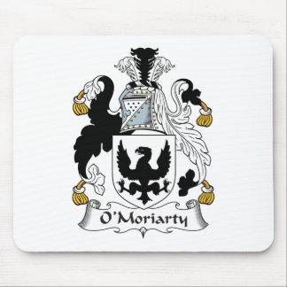 Escudo de la familia de O'Moriarty Tapetes De Raton