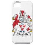 Escudo de la familia de O'Mullally iPhone 5 Funda