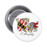 Escudo de la familia de O'Murphy Pins