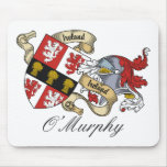 Escudo de la familia de O'Murphy Tapete De Ratones