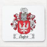 Escudo de la familia de Onofrio Alfombrilla De Raton