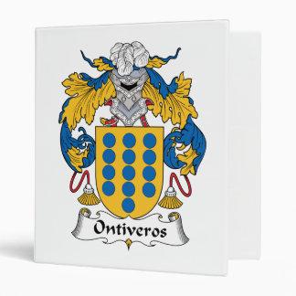 Escudo de la familia de Ontiveros