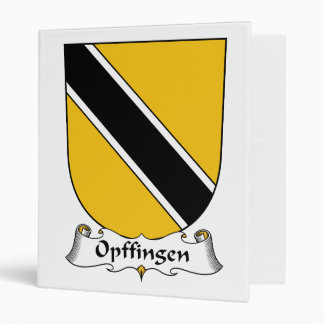 Escudo de la familia de Opffingen