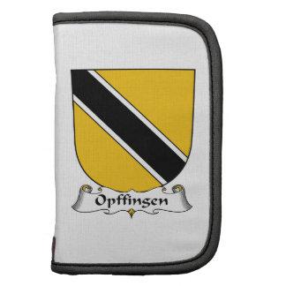 Escudo de la familia de Opffingen Planificadores
