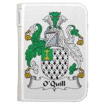 Escudo de la familia de O'Quill